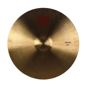 "Paiste 20"" 2002 Crash - Used"