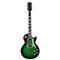 Epiphone Slash Anaconda Les Paul With Case - Green - Used