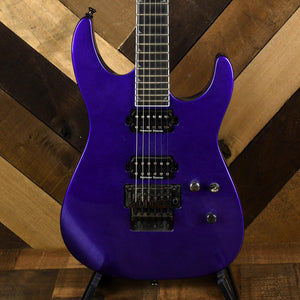 Jackson Pro Series Soloist, Deep Purple Metallic - Used