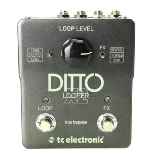 TC Electronic Ditto X2 Looper - Used