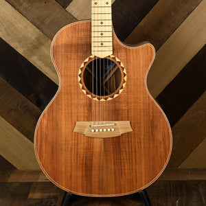 Cole Clark Angel 2 - Blackwood Top and sides