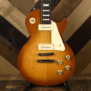 Gibson 60's Tribute Les Paul With P90 Honey Burst - Used