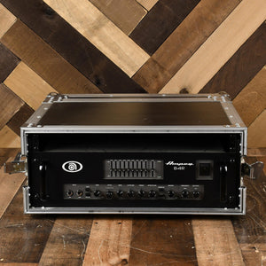 Ampeg B4R Bass Head In Rack Case - Used