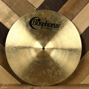 "Bosphorus 18"" Traditional Crash - Used"