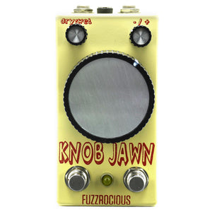 Fuzzrocious Knob Jawn Octave Pedal