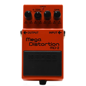 Boss MD-2 Mega Distortion - Used