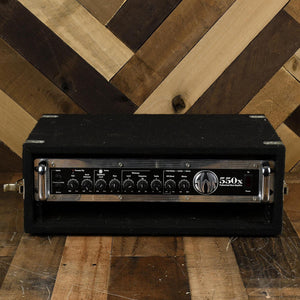 SWR 550X Bass Head With Rack Case - Used