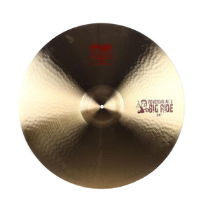 Paiste 24 Inch Rev Al Big Ride - Used