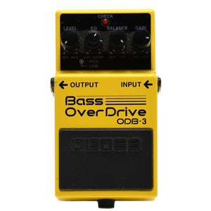 Boss ODB3 Bass Overdrive - Used