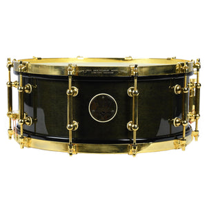 Pearl M-1946 50Th Anniversary Snare - Black Mist - Used