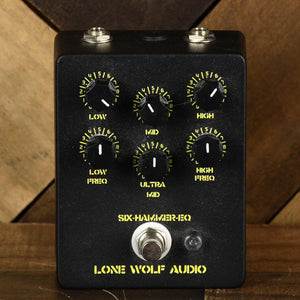 Lone Wolf Audio Six Hammer EQ - Used