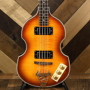 Epiphone Viola Bass - Sunburst - Used