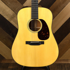 Martin 18 Style Custom Shop Dreadnought OHSC - Used