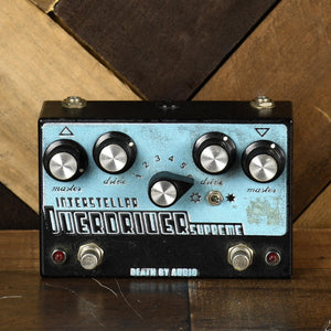 Death By Audio Intersteller Overdriver Supreme - Used