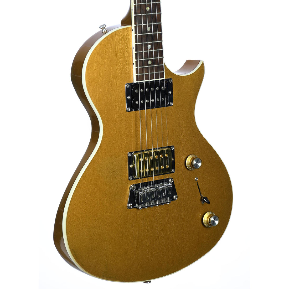 Gibson 2012 Nighthawk Studio - Gold With Gig Bag - Used