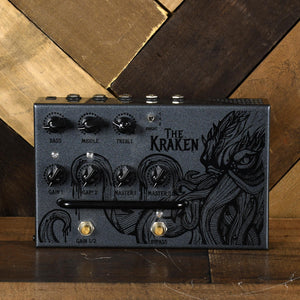 Victory Kraken Tube Preamp/Overdrive Pedal With Box - Used