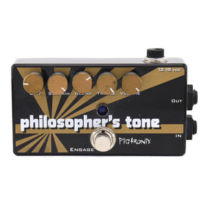 Pigtronix Philosophers Tone CSD Compressor - Used