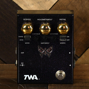 TWA Dynamorph Distortion/Filter Pedal With Box - Used