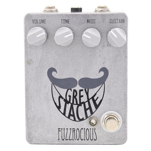 Fuzzrocious Grey Stache Fuzz - Used