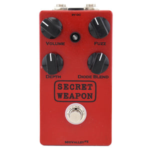 Mid Valley Fx Secret Weapon Fuzz - Used