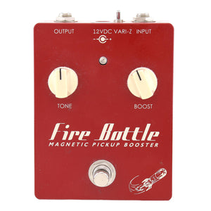 Effectrode Fire Bottle Magnetic Pickup Booster - Used