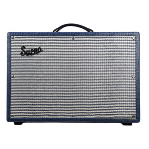 "Supro 1x12"" Saturn Reverb Lightweight Combo With Reverb And Tremolo - Used"