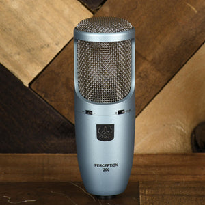 AKG Perception 200 With Shockmount And Case - Used