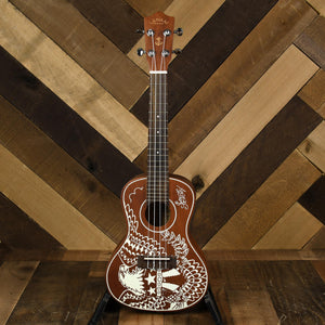 Lanikai LUSJ-C Concert Sailor Jerry Ukulele - Used