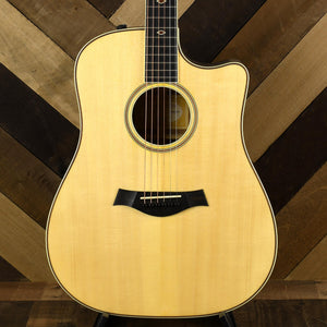 Taylor 2012 DNCE-FLTD Fall Limited Dreadnought OHSC - Used