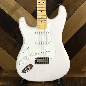 Fender American Original '50s Strat Left-Handed White - Used