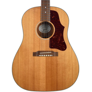 Gibson 2012 J-50 Natural With K&K Pure Mini Pickup With OHSC - Used