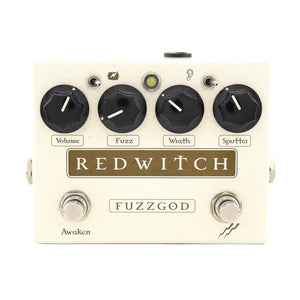 Red Witch Fuzzgod - Used