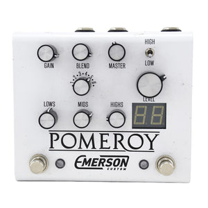 Emerson Pomeroy Boost/Overdrive/Distortion - Used
