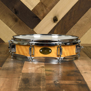 Ludwig 13x3 Inch Piccolo Satinwood Natural - Used