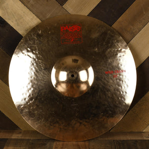 "Paiste 20"" 2002 Wild Crash - Used"