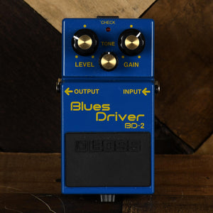 Boss BD-2 Blues Driver - Used