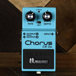 Boss CE-2W Waza Craft Chorus - Used