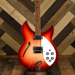 Rickenbacker 2012 330 Fireglo With OHSC - Used