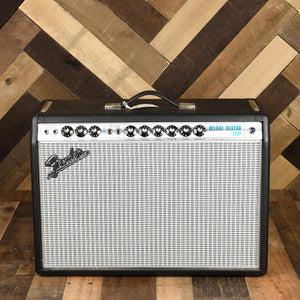 Fender '68 Deluxe Reverb Silverface 1x12 - Used