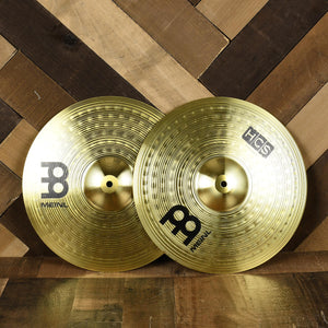 "Meinl HCS 14"" Hi-Hat Pair - Used"
