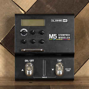 Line 6 M5 Stompbox Modeler Multi-Effect - Used