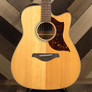 Yamaha A1M A Series Dreadnought With Case - Used