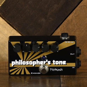 Pigtronix Philosopher's Tone Compressor - Used
