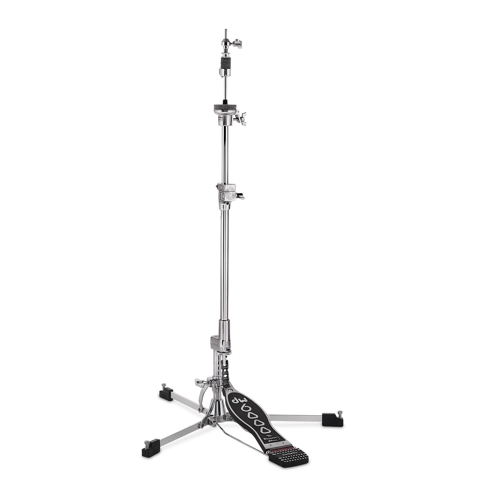 Drum Workshop 6000 Series Flat Base Hi-Hat Stand - Image: 1