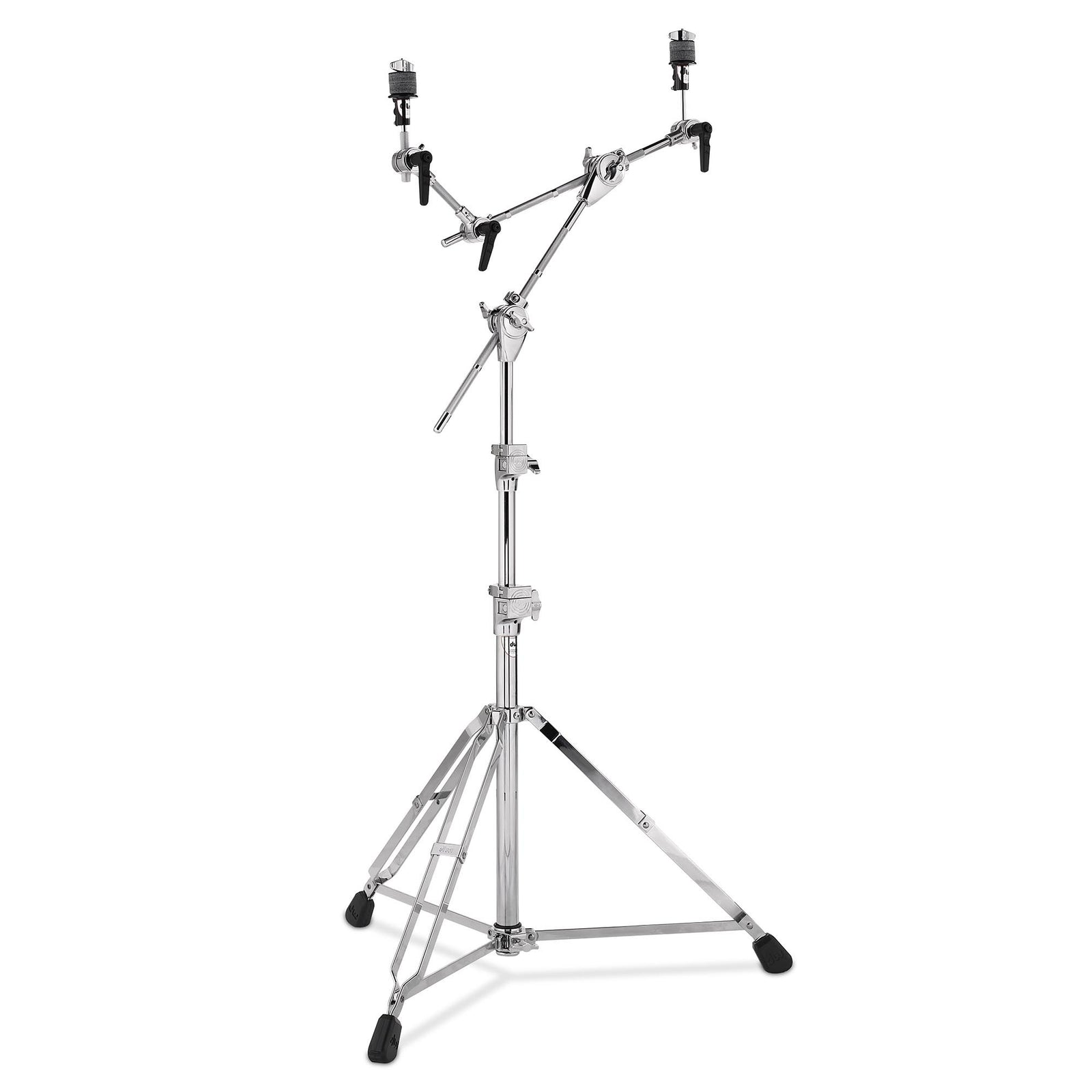 Drum Workshop Dual Cymbal Multi Boom Cymbal Stand - Image: 1
