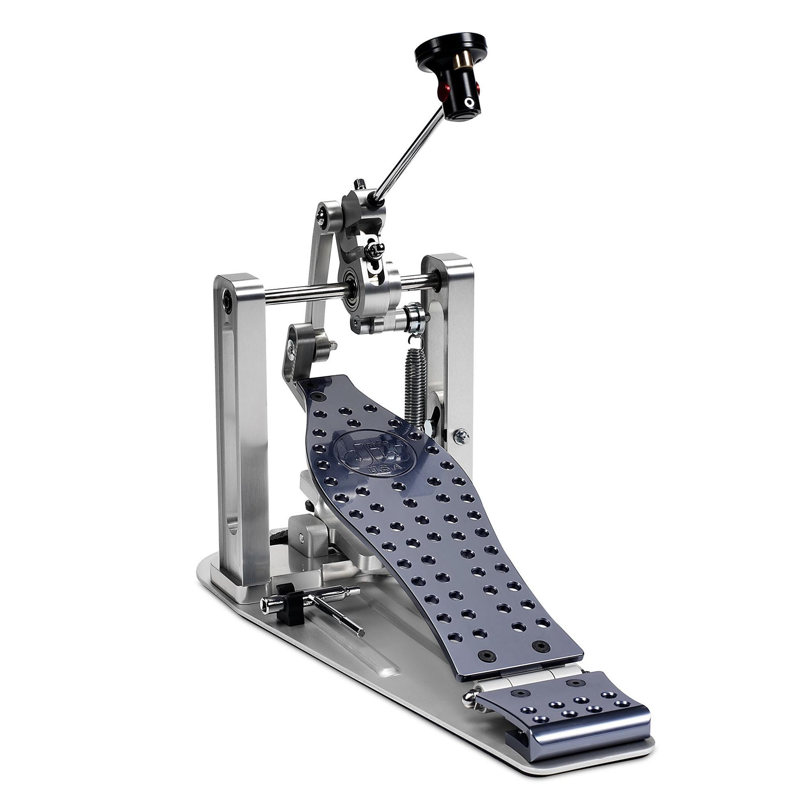 Drum Workshop Machined Direct Drive Single Pedal - Image: 1