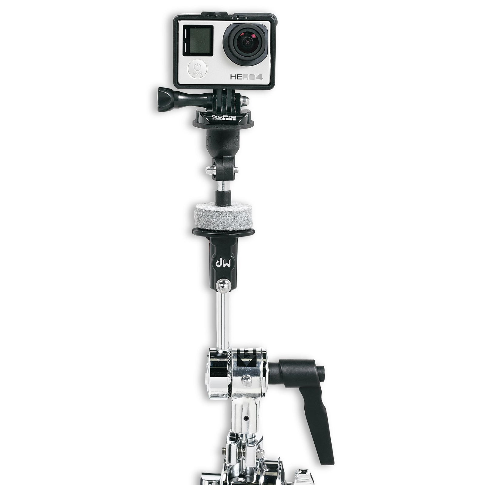 Drum Workshop Go Pro Camera Mount - Image: 1