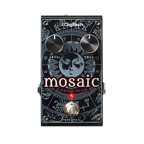 Digitech Mosaic 12 String Effect Pedal