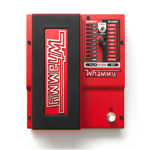 Digitech Whammy 2 Mode Pitch Shift Effect With True-Bypass And Midi Input
