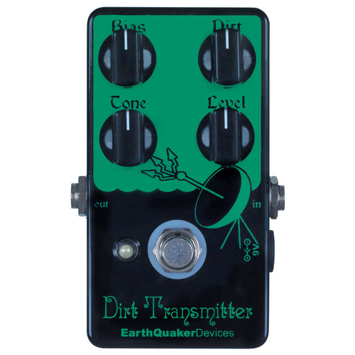 Earthquaker Dirt Transmitter Fuzz